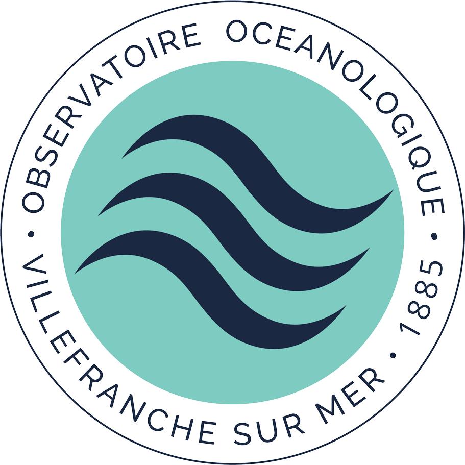 Logo Observatoire Océanologique de Villefranche-sur-mer